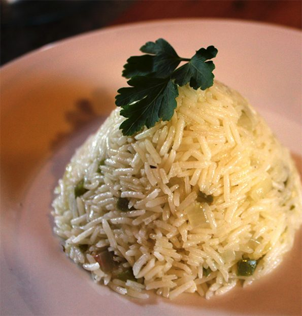 Flavoured Rice