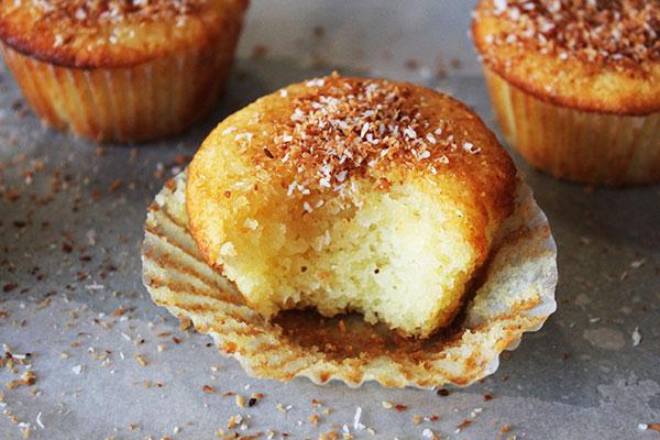Portuguese Coconut Cake