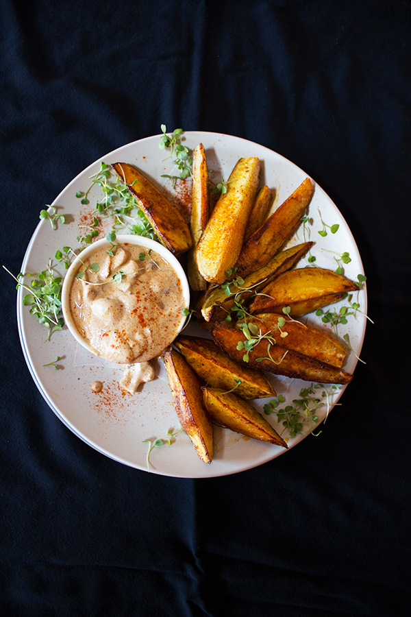 How To Make Spicy Potato Wedges At Home Without Oven
