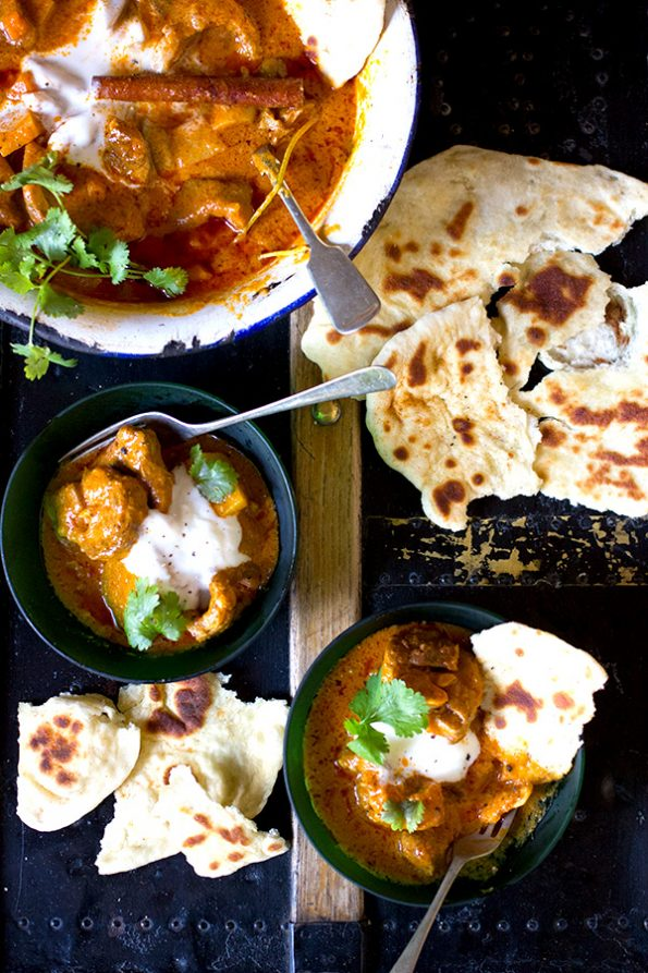 Lamb Rogan Josh With Home Made Naan Bread Aninas Recipes